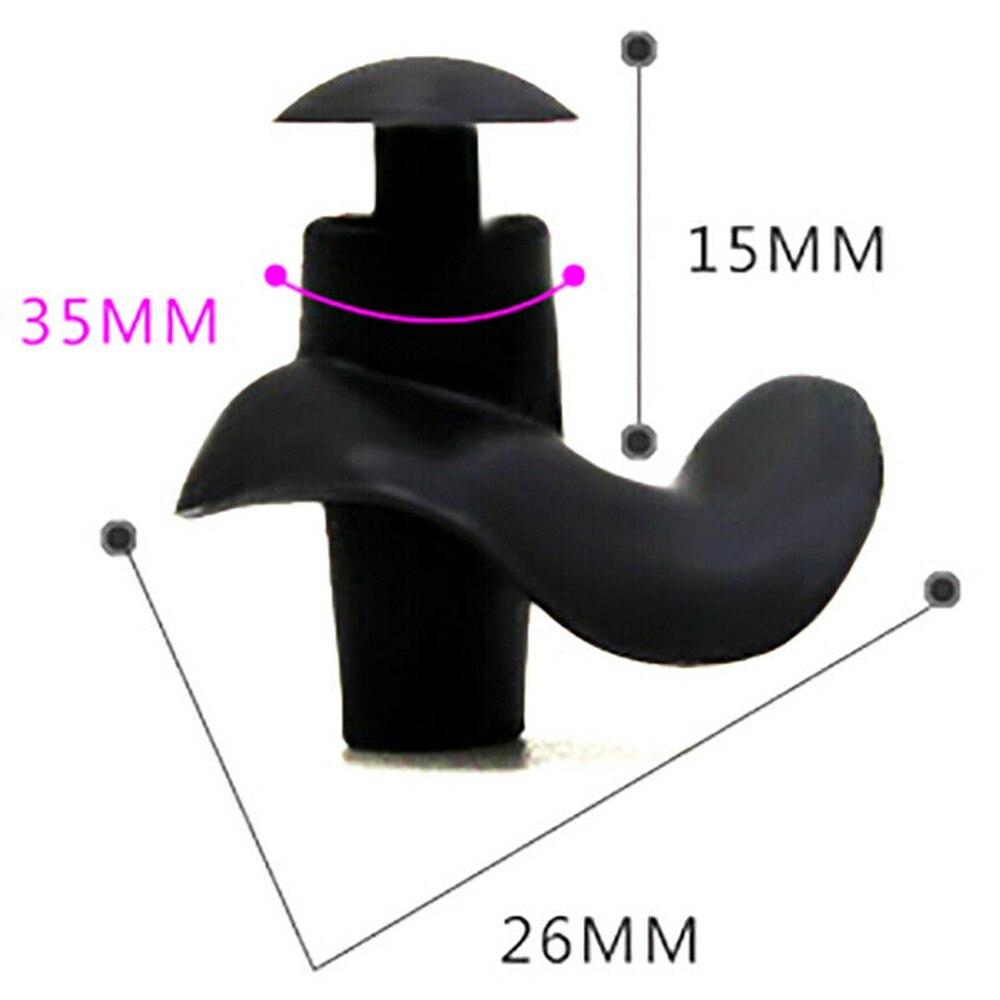 Мягкие силиконовые затычки для ушей многоразовые профессиональные музыкальные затычки для ушей Шумоподавление для сна-4