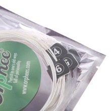 Classical Guitar Strings Nylon & Silver Plated Wire Hard Normal Tension NX-35/36 U7EF