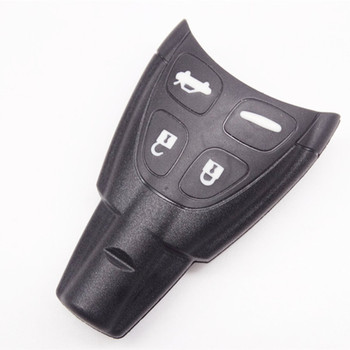 Wilongda auto key 4 button remote key with PCF7946AT chip  434mhz for  SAAB car key