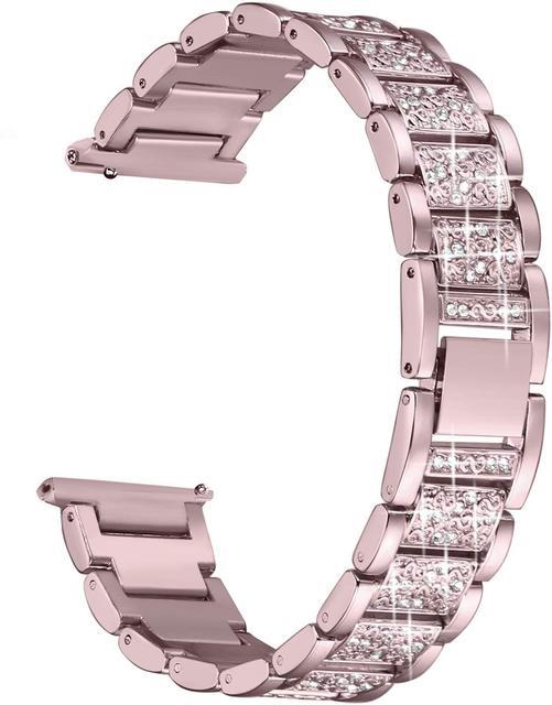 Браслет с бриллиантами для Fitbit Versa, ремешок из нержавеющей стали, женский браслет на запястье для fitbit lite/verse, 2 ремешка, аксессуары