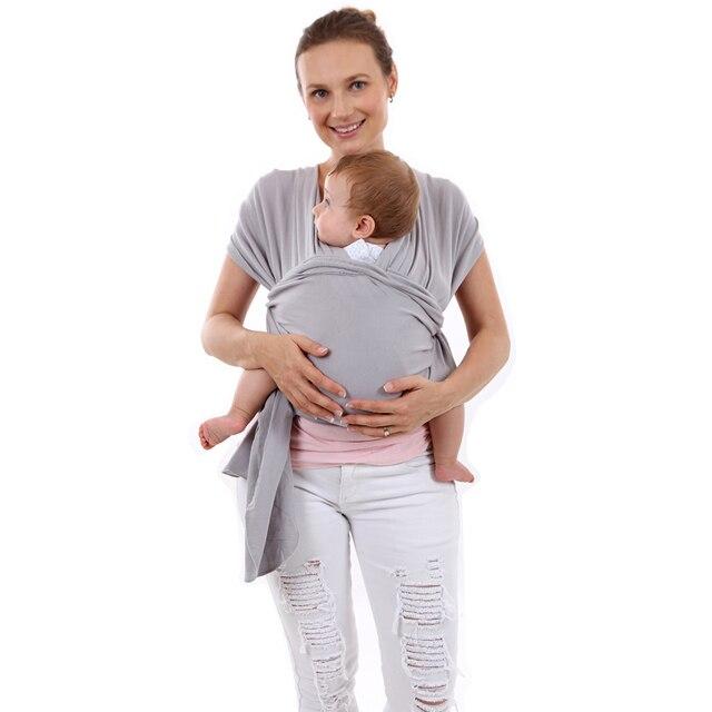 מנשא קלע רך יילודים תינוקות לעטוף לנשימה לעטוף Hipseat להניק לידה הנקה נוחה כיסוי