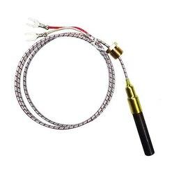 2 szt. Wymiana termopary Generator termoelektryczny do kominka gazowego/bojler/Gas Fr w Części do nagrzewnicy elektrycznej od AGD na