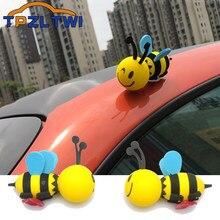 Autocollant de voiture adorable Little Bee pour Smart Fortwo, pour modèles 453, 451, 450, 452, 454