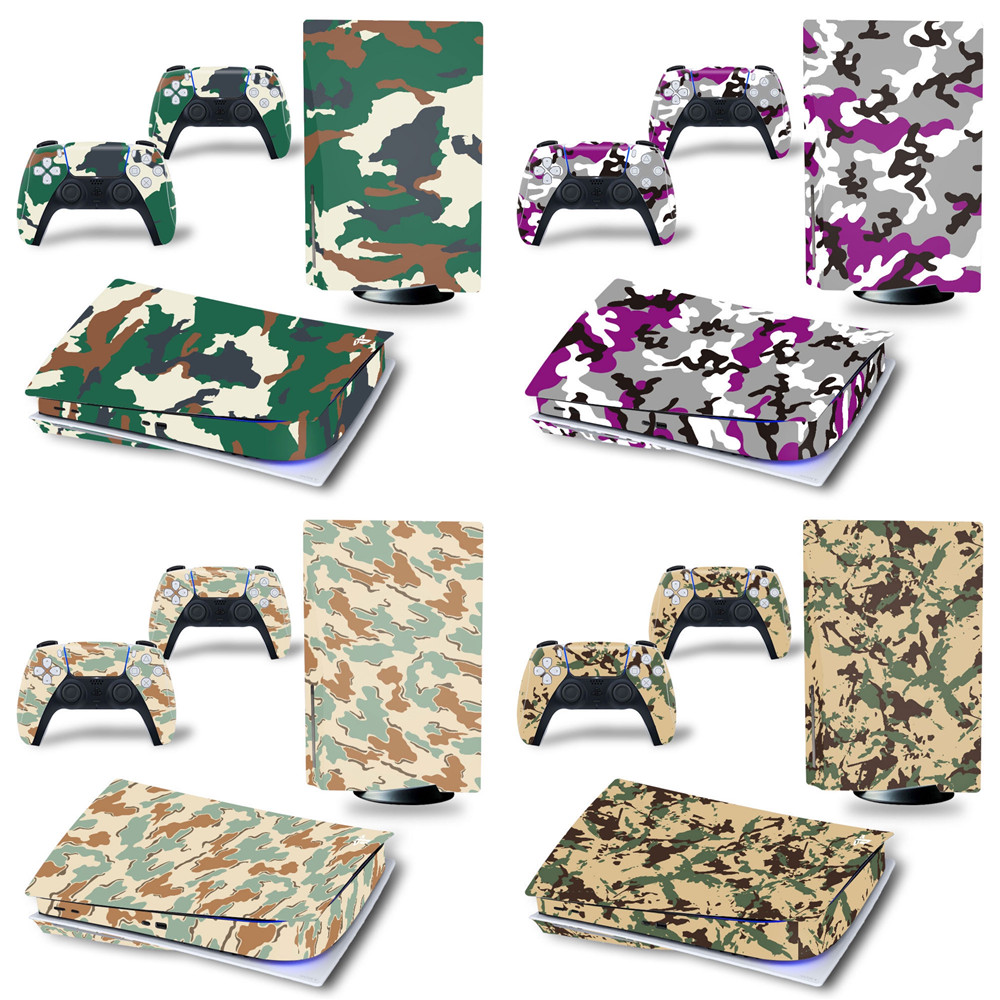 starry sky for PS5 Disk Skin Sticker Cover Protector Vinyl Sticker For PS5 disk Console and 2 Controller Skin sticker 1
