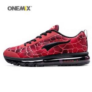 Image 4 - ONEMIXร้อนรองเท้าผ้าใบสำหรับสตรีกีฬารองเท้าAir Cushion Breathable Casualรองเท้ากลางแจ้งเดินTenisรองเท้าZapatillas