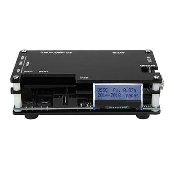 OSSC HDMI-compatible Converter Kit For Retro Video Game Console Converter For PlayStation 2 1 Xbox Sega Atari AU US UK EU Plug 2