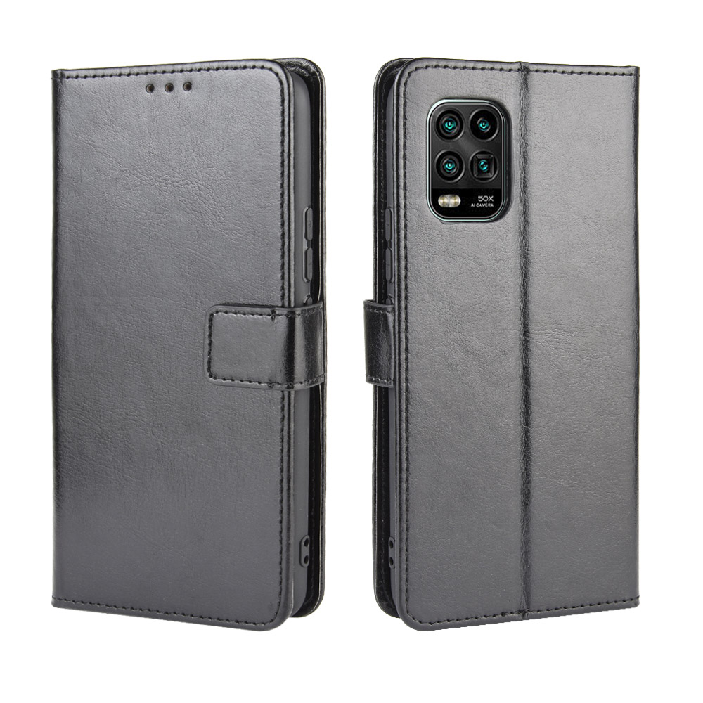 For Xiaomi Mi 10 Youth 5G Case Luxury Magnetic Flip PU Wallet Leather Case For Xiaomi Mi 10 Lite Zoom 5G Cover