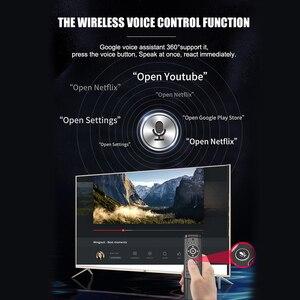 Image 5 - MT1 الخلفية الدوران اللاسلكية يطير ماوس هوائي 2.4G الذكية صوت التحكم عن بعد ل X96 mini H96 ماكس X2 مكعب تي في بوكس أندرويد vs G20S G30