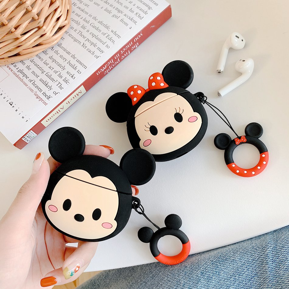 Cartoon Silicone Case for AirPods Pro 243