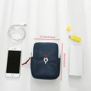 Портативный гаджет Путешествия сумка для хранения кабеля цифровой сумка жилам провода посылка Органайзер оптовой интимные