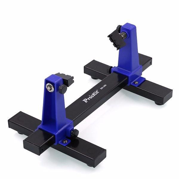 SN-390 placa de circuito ajustável braçadeira pcb titular fixação de solda suporte auxiliar braçadeira para milhas chips placa-mãe reparação ferramentas