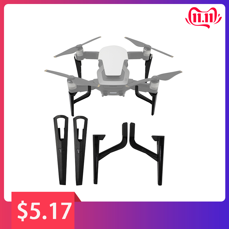 Extended Stand Landing Gear Heightened Leg For DJI Mavic Air Stand Support Protector Extension Replacement Drone Accessories