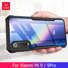 For Redmi Xiaomi Mi9 Mi9 Pro Mi 9 9Pro Case Pro Phone Case Clear Airbag Protection Shookproof Business Mobile Cover Xundd