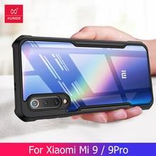 Für Redmi Xiaomi Mi9 Mi9 Pro Mi 9 9Pro Fall Pro Telefon Fall Klar Airbag Schutz Shookproof Business Mobile Abdeckung xundd