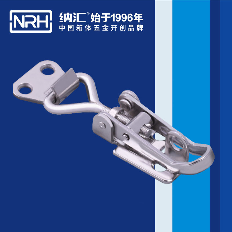 Nrh Regulation Buckle Mechanical Equipment Lock Stainless Steel Buckle Sealed Box Buckle NRH Manufacturers Customizable