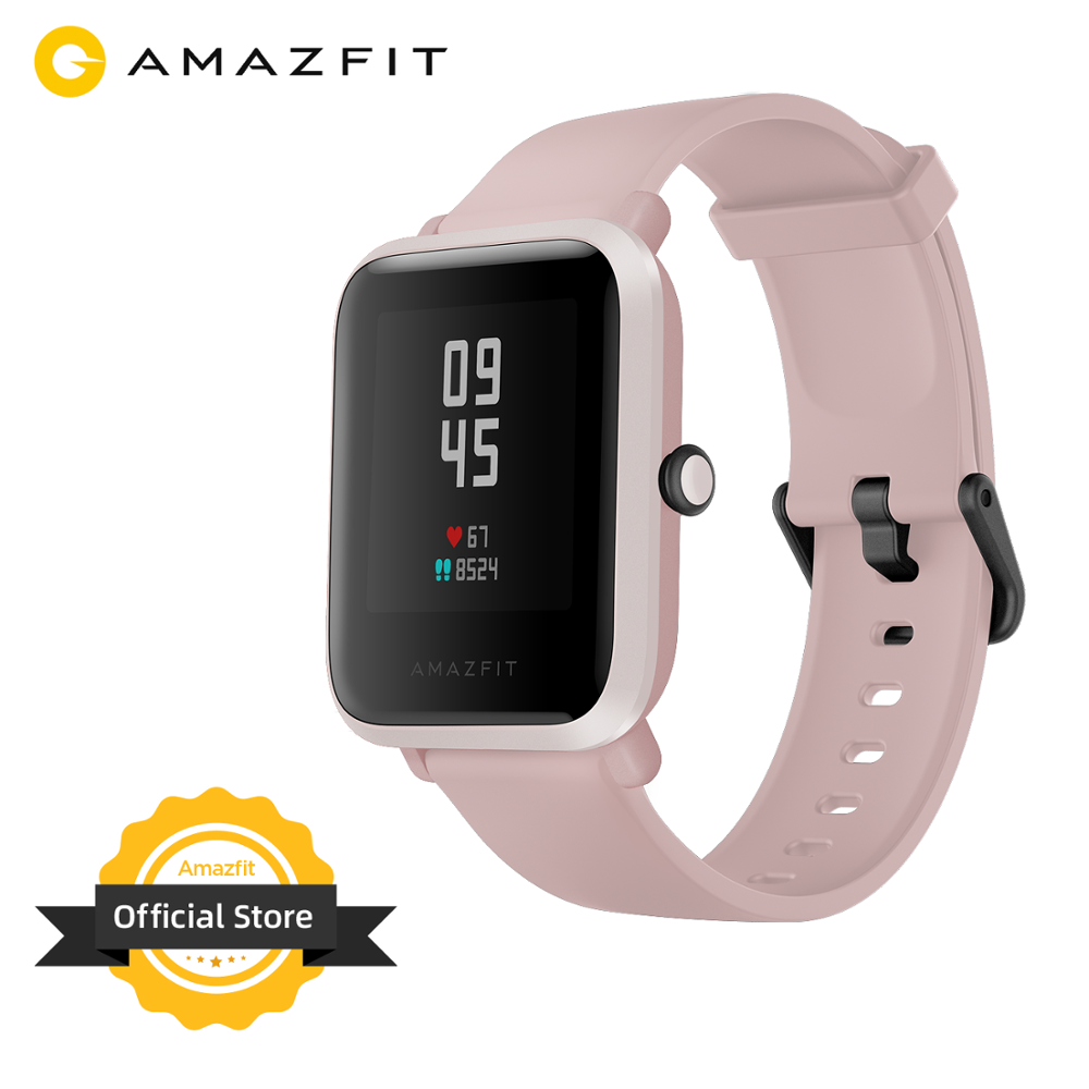 Amazfit 5ATM Smartwatch Ios-Phone Bluetooth Global Android Original Sports-Modes Multi