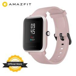 Reloj inteligente Amazfit Bip S 5ATM con múltiples modos deportivos, reloj inteligente Bluetooth para teléfono Android iOS