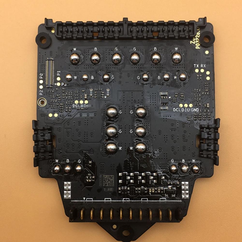 Réparation Drone Circuit imprimé bricolage petites pièces de rechange métal puissance Durable intégré contrôle de vitesse ESC noir pour DJI MAVIC 2