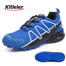 Дизайнерские мужские походные ботинки, Уличная обувь для треккинга, легкие Горные ботинки, мужские спортивные кроссовки 2021, спортивные бот...