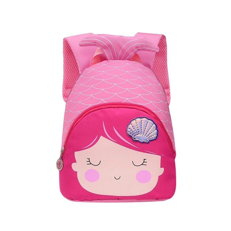 2019 Mermaid Children's Backpack Kindergarten Schoolbag Children's Backpack Children's Bags Baby Girl Boy Backpack