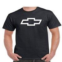 Chevy Logo T Shirt Racing