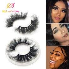 3D Mink Eyelashes 100% Cruelty free Lashes Handmade Reusable Natural Eyelashes Popular False Lashes Makeup Wholesale Fluffy Lash