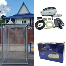 High Pressure 0.2L MINI Slient Full Set Misting Cooling System for Booth Sterilizing And Outdoor Nebulizer
