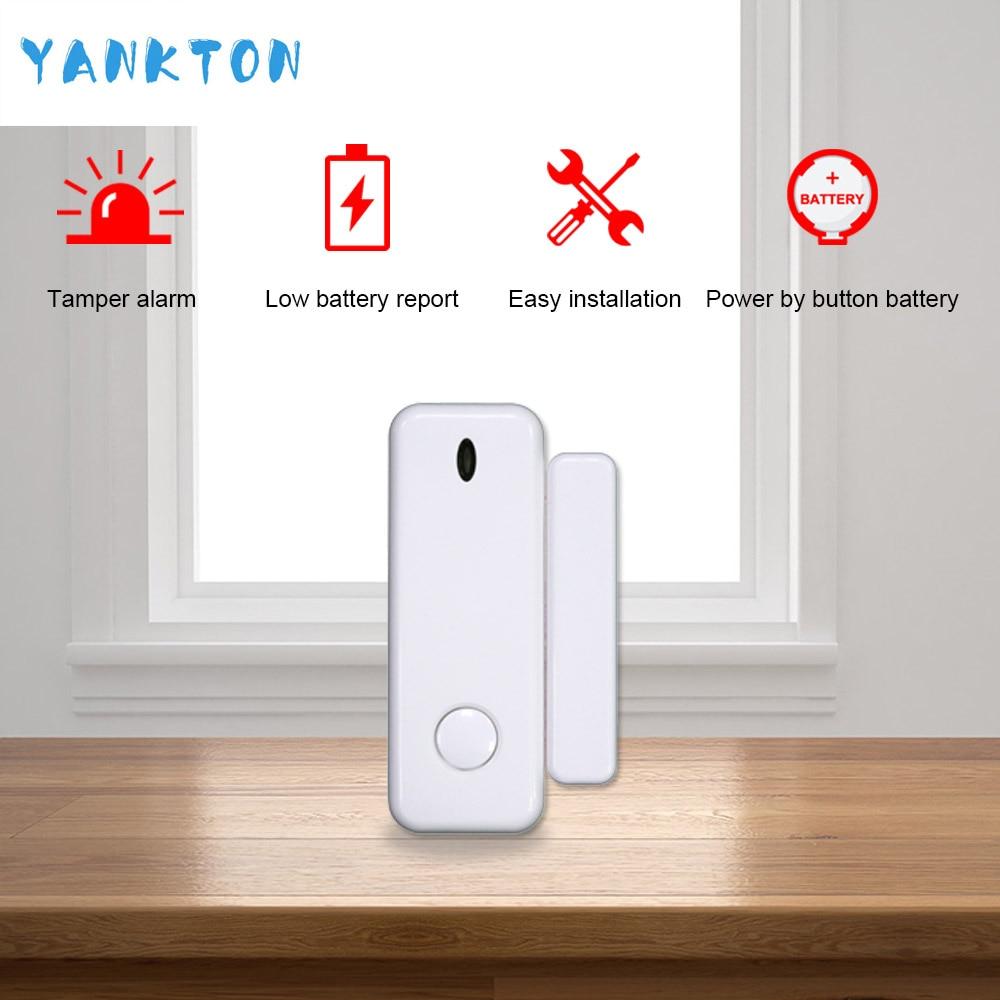 433mhz Wireless Window&Door Sensor For Alarm Host-103/105/106/107/G10/G11/G12/G30/G34 Home Burglar&Security Alarm System