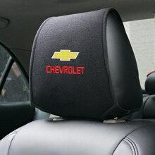 1 шт. горячий автомобильный подголовник крышка подходит для Chevrolet Cruze Aveo Captiva Lacetti аксессуары для автомобиля-Стайлинг