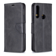 PU Leather + Soft Silicone Case For Huawei P Smart Plus 2019 Cover Smart+ Flip Wallet Book Bag on Z Card Magnet Cases