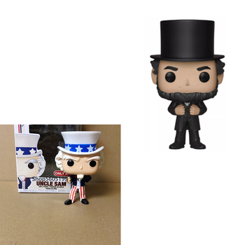 ¡Nuevo! Figuras de acción de vinilo, modelo de juguetes de colección