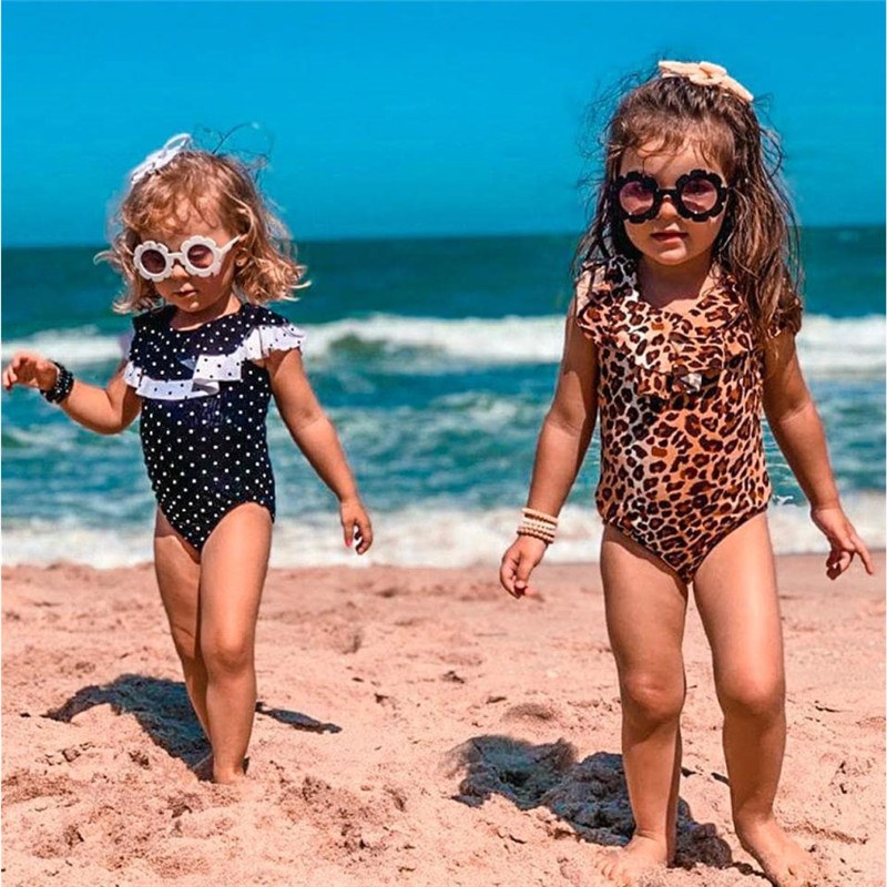 Hot Newborn Baby Girl Swimwear Swimsuit Beachwear Bathing Suit Summer Clothes Top