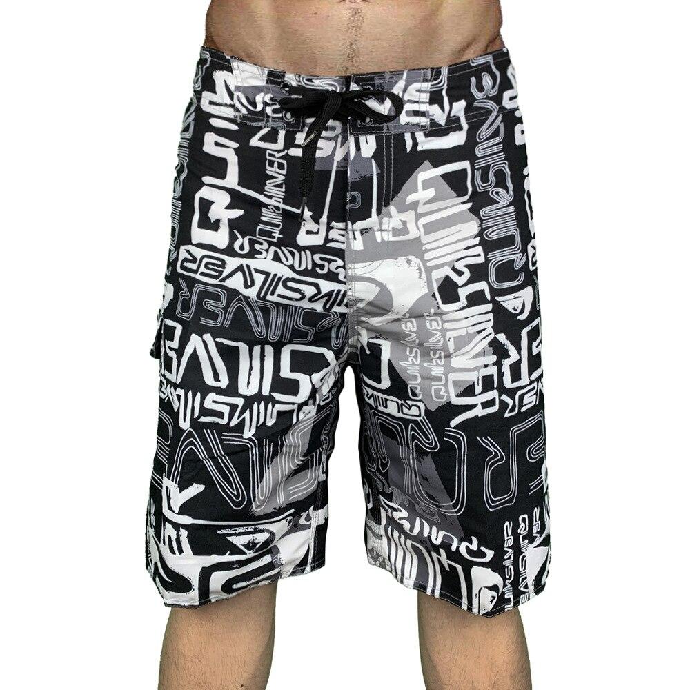 Calções de praia dos homens secagem rápida maiô de viagem troncos de natação calças de surf calças calças de esportes de montanha calças de ginásio shorts