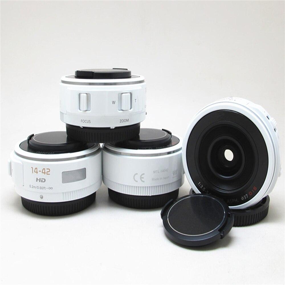 Профессиональный объектив камеры 14 42 мм F/3,5 5,6 зум объектив для Panasonic для Olympus Micro 4/3 SLR Камера GX9 GH5 GX85 запасные части