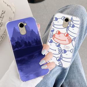Caixa do telefone dos desenhos animados do silicone para tecno l9 plus para a mulher resistente à sujeira anti-poeira durável bonito novo