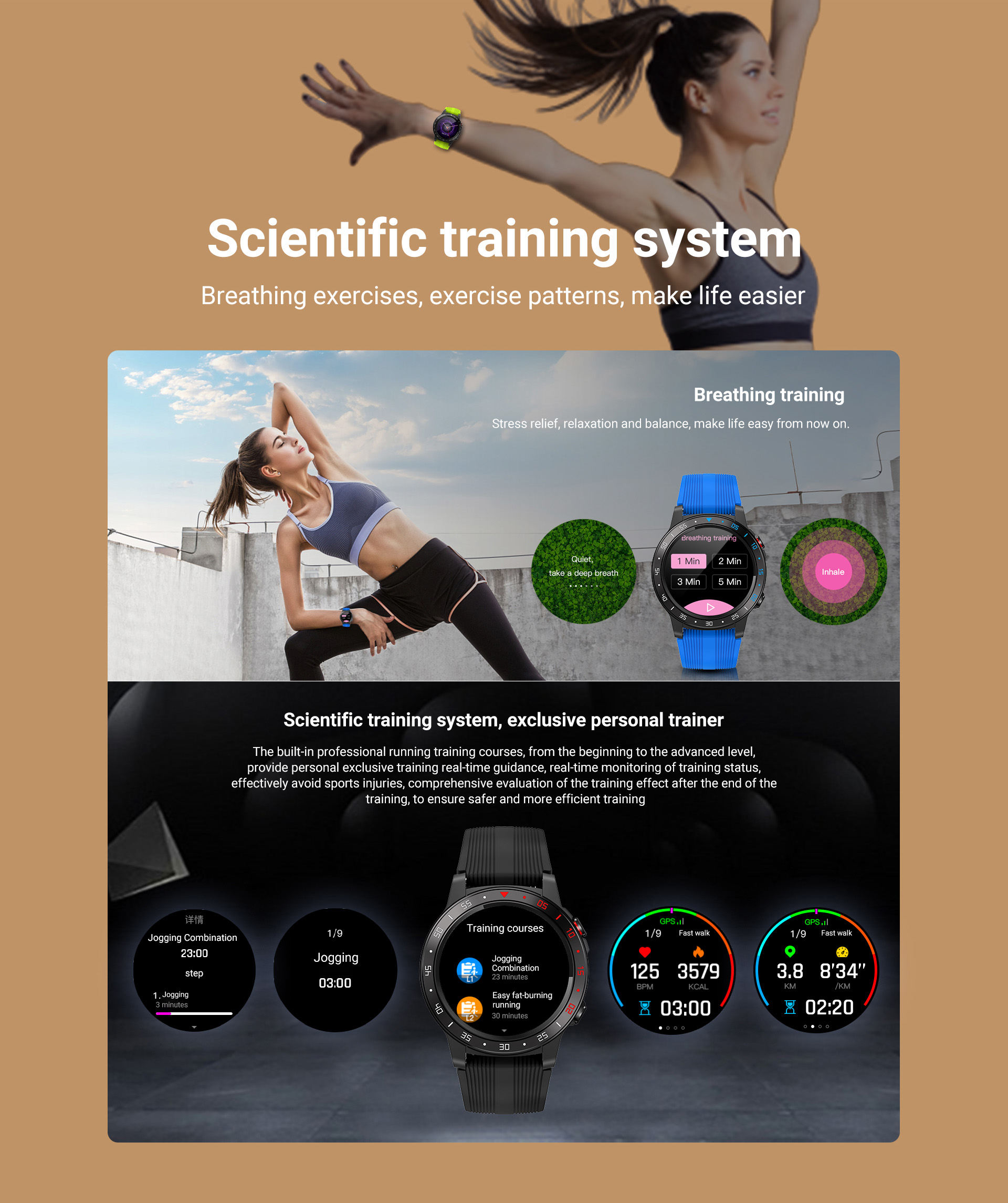 H4512ecd23c89433990cf51a0a4e52ab7H GPS Smartwatch Men With SIM Card Fitness Compass Barometer Altitude M5 Mi Smart Watch Men Women 2021 for Android Xiaomi