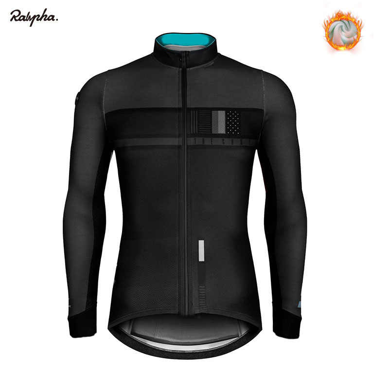 2020 Bike Jersey Pro Team Gobiking Winter Fleece Cycling Clothing Long Sleeve Cycling Shirts Ropa Ciclismo Triathlon