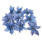 10Pcs Sequins Flower...