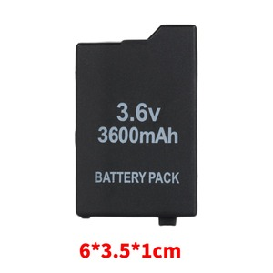 NEW 3600mAh Replacment Battery For Sony PSP 2000 3000 3.6V Li-ion Rechargeable Battery Pack PSP-S110 For Sony PSP 2000 3000