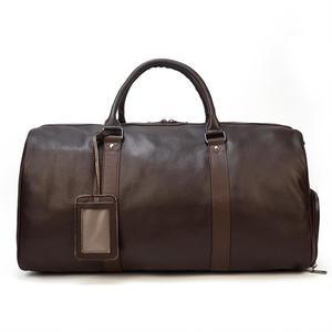 Image 2 - MAHEU สูงแฟชั่นกระเป๋าผู้หญิง 2019 ชายหญิง duffle กระเป๋าพกพากระเป๋าหนังแท้สำหรับเครื่องบิน