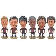 Soccerwe ac футбол милан Высота 65 см куклы ПВХ экшн фигурки