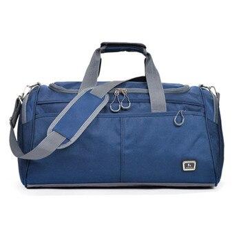 Nuevo bolso de viaje a la moda para hombre y mujer, bolso informal para gimnasio de gran capacidad para exterior, bolso grande para el fin de semana