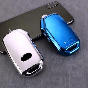 2020 miękka TPU samochodów pełna pokrywa inteligentne etui na klucz dla Kia Ceed Sorento Cerato Forte 2018 2019 Sportage R Stinge akcesoria do kluczy tanie i dobre opinie oeny CN (pochodzenie)