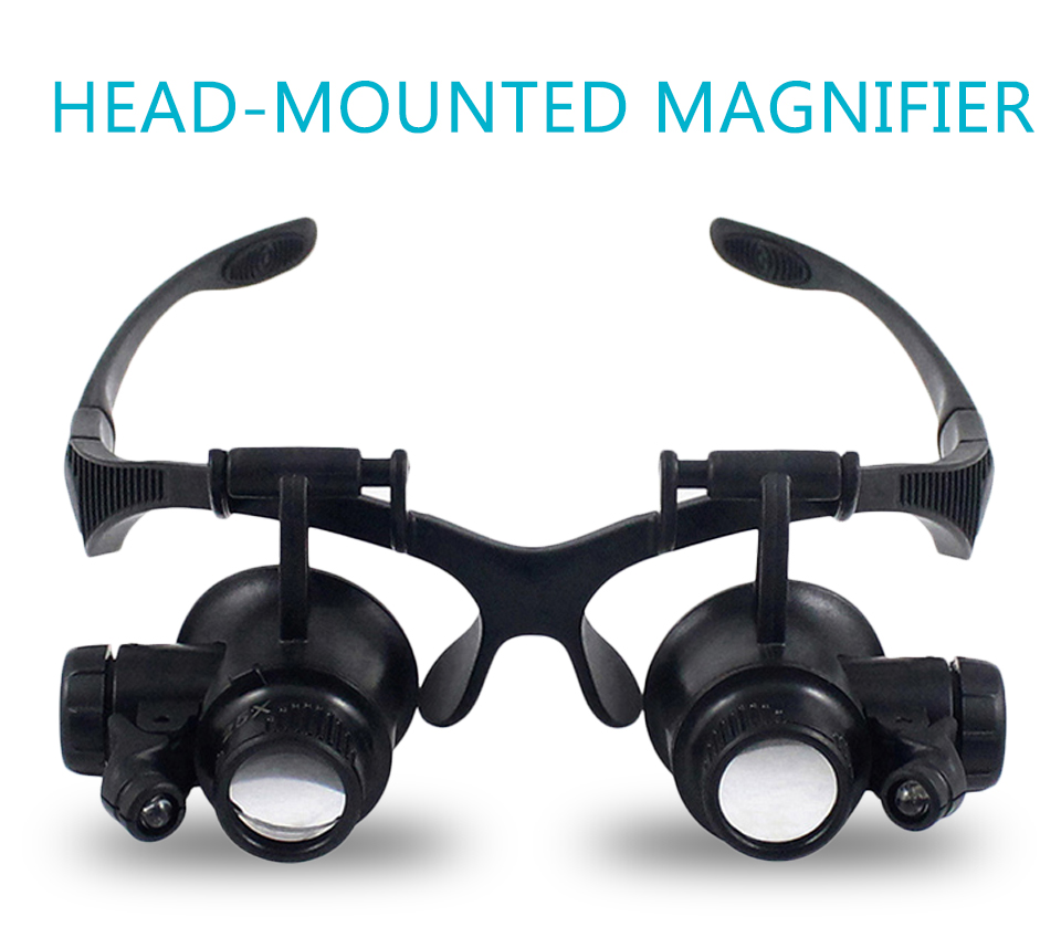 WATCHMAKERS /& JEWELLERS 2.5x MAGNIFIER EYEGLASS MAGNIFYING EYE GLASS LOUPE LENS