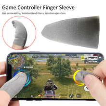 Finger-Sleeve-Set Game-Controller Touch-Screen Anti-Sweat for Mobile