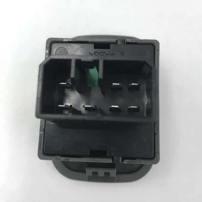 Interruptor de elevaci/ón de vidrio Interruptor de ventana 5J0 959 855 Interruptor de ventana principal el/éctrico Interruptor de ventana principal el/éctrico