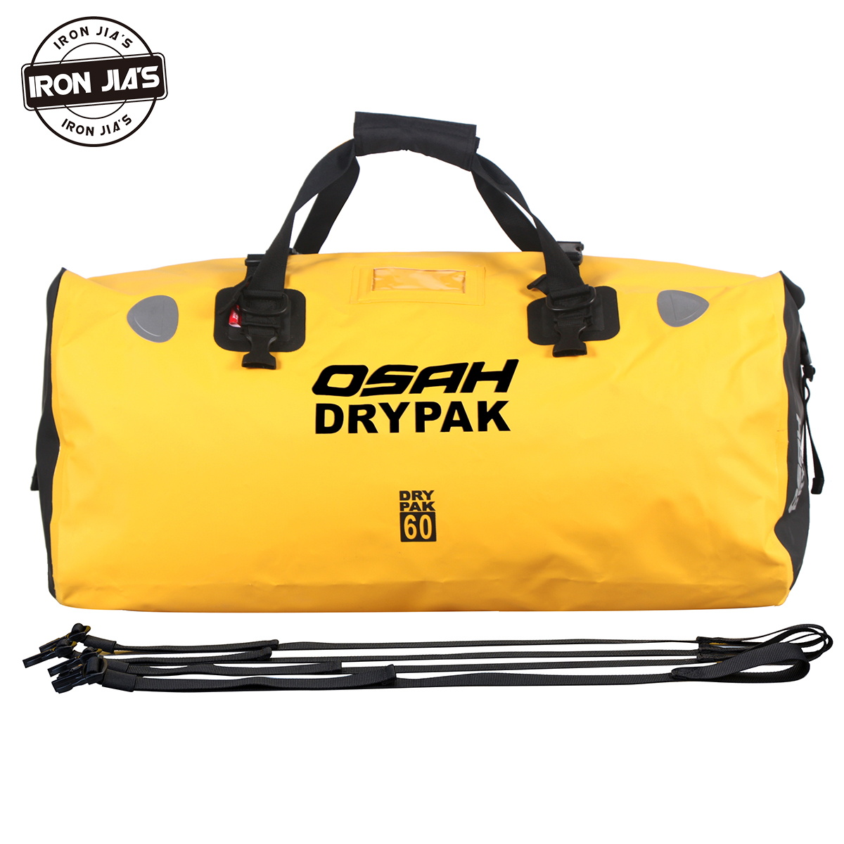 OSAH Drypak Waterproof Dry Bag Pack Sack Swimming Rafting Kayaking River Trekking Floating Water Resistance Bag