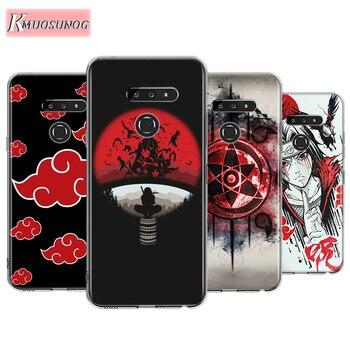 Перейти на Алиэкспресс и купить Чехол для телефона Hokage Naruto Sign для LG W30 W10 V50S V50 V40 V30 K50S K40S K30 K20 Q60 Q8 Q7 Q6 G8 G7 G6 ThinQ