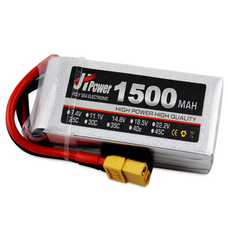 Lipo batterie Drone-boot 1500mAh 100C 4S 14,8 V für RC Hubschrauber RC flugzeug RC auto RC boot