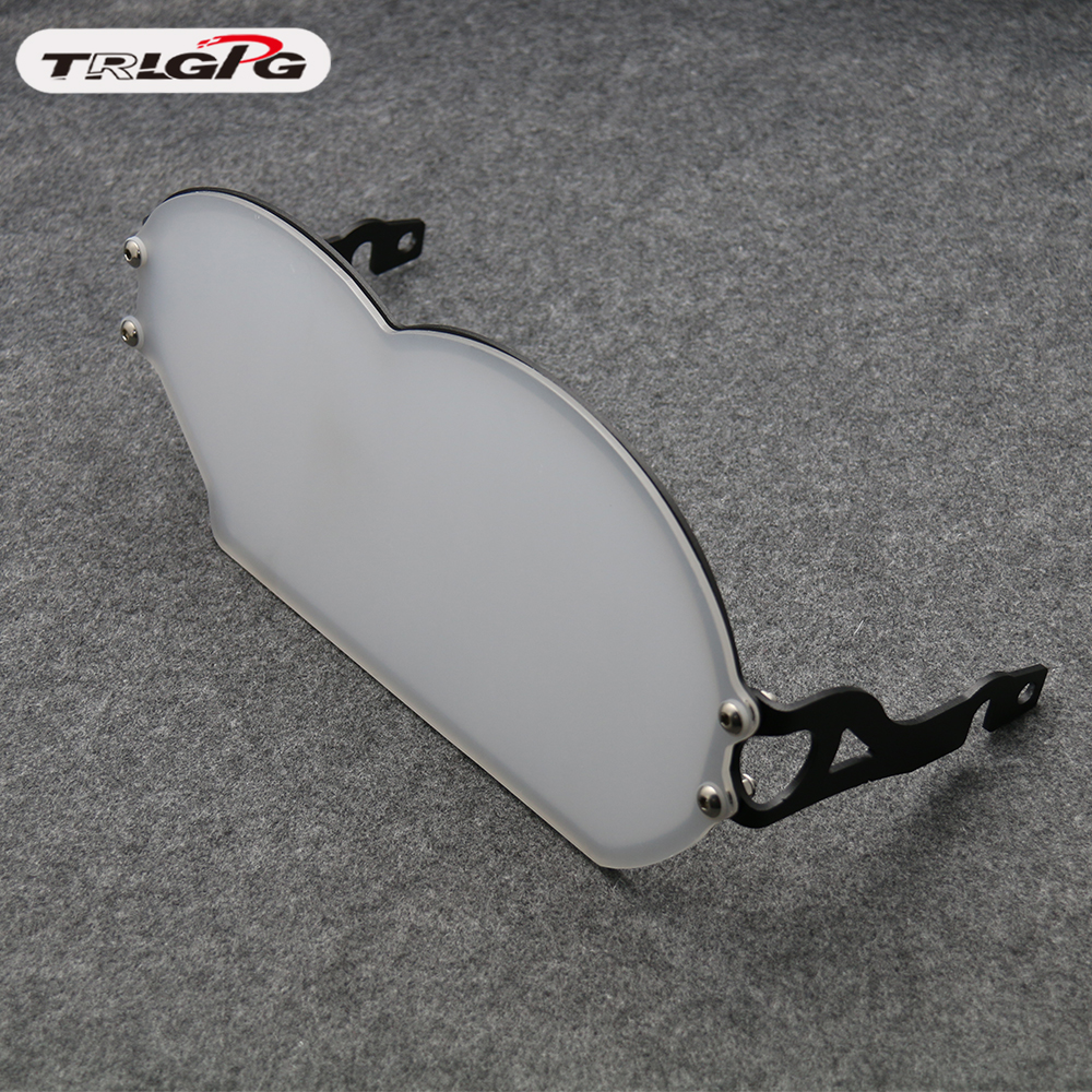 For BMW R1200 GS And Adventure 2008-2012 <font><b>2011</b></font> 2010 Motorcycle Accessories For BMW <font><b>R1200GS</b></font> Headlight Protector Guard Lense Cover image